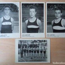 Coleccionismo deportivo: BALONCESTO MATARÓ EQUIPO A.A. SANTA ANA CAMPEÓN INFANTIL CATALUÑA 1960. Lote 279412318