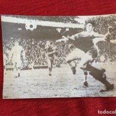 Coleccionismo deportivo: F15722 FOTO FOTOGRAFIA ORIGINAL DE PRENSA PEDRO BERRUEZO (3-3-1968) VALENCIA 2-1 MALAGA. Lote 288567673