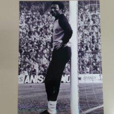 Coleccionismo deportivo: FOTOGRAFÍA FÚTBOL THOMAS NKONO RCD ESPAÑOL DE BARCELONA.. Lote 288969023