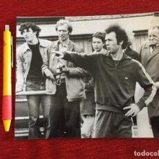 Coleccionismo deportivo: F16040 FOTO FOTOGRAFIA ORIGINAL DE PRENSA FRANZ BECKENBAUER BAYERN MUNCHEN. Lote 289487283