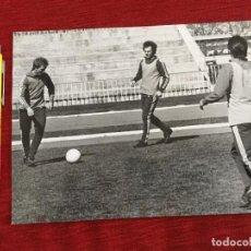 Coleccionismo deportivo: F16050 FOTO FOTOGRAFIA ORIGINAL DE PRENSA FRANZ BECKENBAUER BAYERN MUNCHEN (31-3-1976). Lote 289489398