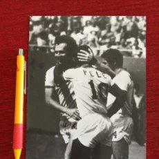 Coleccionismo deportivo: F16056 FOTO FOTOGRAFIA ORIGINAL DE PRENSA FRANZ BECKENBAUER PELE COSMOS (2-8-1977). Lote 289490438