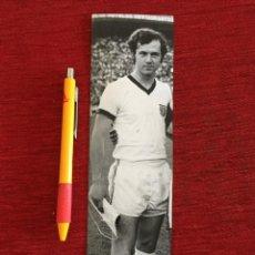 Coleccionismo deportivo: F16058 FOTO FOTOGRAFIA ORIGINAL DE PRENSA FRANZ BECKENBAUER ALEMANIA 1976. Lote 289490673