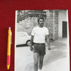 Coleccionismo deportivo: F16363 FOTO FOTOGRAFIA ORIGINAL DE PRENSA ANDRES JUNQUERA REAL MADRID ZARAGOZA. Lote 290114353