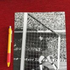 Coleccionismo deportivo: F16366 FOTO FOTOGRAFIA ORIGINAL DE PRENSA ANDRES JUNQUERA REAL ZARAGOZA (20-1-1976). Lote 290114563