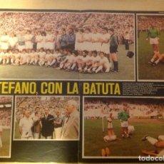 Coleccionismo deportivo: POSTER AS COLOR VALENCIA 79-80 1979 1980. Lote 292958533