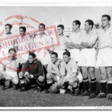 Colecionismo desportivo: FOTOGRAFÍA 17-10-1948. ESPANYOL - CELTA. EQUIPO CELTA DE VIGO 12X8,5CM. Lote 294051723