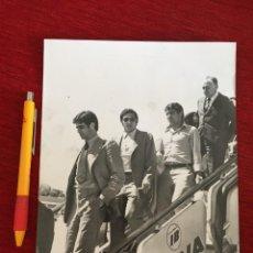 Coleccionismo deportivo: F17589 FOTO FOTOGRAFIA ORIGINAL DE PRENSA SELECCION ESPAÑOLA ESPAÑA PIRRI (14-4-1972). Lote 295730743