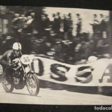 Coleccionismo deportivo: MOTOCICLISMO-CARRERA DE MOTOS-FOTOGRAFIA-VER FOTOS-(K-4492). Lote 295738653