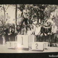 Coleccionismo deportivo: MOTOCICLISMO-CARRERA DE MOTOS-FOTOGRAFIA-VER FOTOS-(K-4494). Lote 295738728