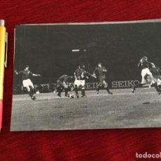 Coleccionismo deportivo: R15613 FOTO FOTOGRAFIA ORIGINAL DE PRENSA YUGOSLAVIA 1-0 ESPAÑA (13-2-1974) SELECCION ESPAÑOLA. Lote 297176413
