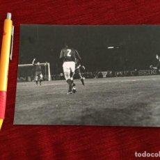 Coleccionismo deportivo: R15615 FOTO FOTOGRAFIA ORIGINAL DE PRENSA YUGOSLAVIA 1-0 ESPAÑA (13-2-1974) SELECCION ESPAÑOLA. Lote 297176473
