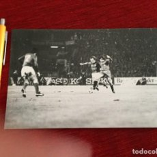 Coleccionismo deportivo: R15617 FOTO FOTOGRAFIA ORIGINAL DE PRENSA YUGOSLAVIA 1-0 ESPAÑA (13-2-1974) SELECCION ESPAÑOLA. Lote 297176558