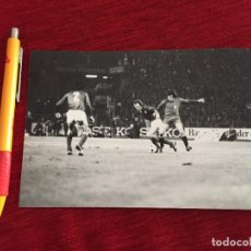 Coleccionismo deportivo: R15619 FOTO FOTOGRAFIA ORIGINAL DE PRENSA YUGOSLAVIA 1-0 ESPAÑA (13-2-1974) SELECCION ESPAÑOLA. Lote 297176638