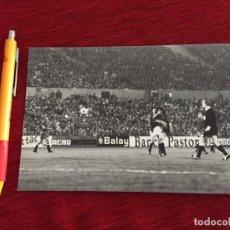 Coleccionismo deportivo: R15621 FOTO FOTOGRAFIA ORIGINAL DE PRENSA YUGOSLAVIA 1-0 ESPAÑA (13-2-1974) SELECCION ESPAÑOLA. Lote 297176728