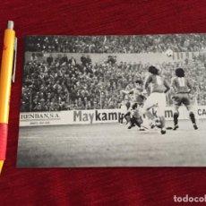 Coleccionismo deportivo: R15622 FOTO FOTOGRAFIA ORIGINAL DE PRENSA YUGOSLAVIA 1-0 ESPAÑA (13-2-1974) SELECCION ESPAÑOLA. Lote 297176768