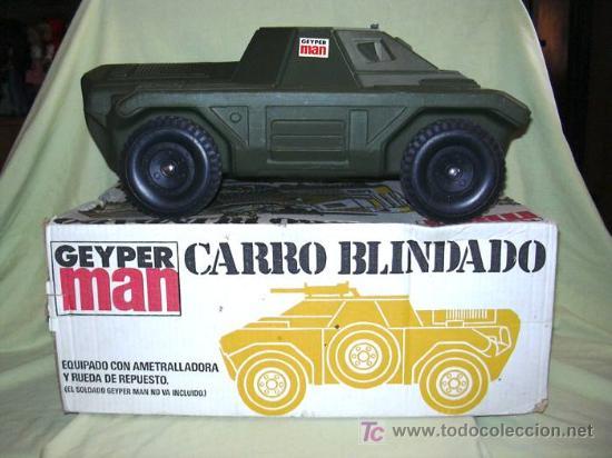 Geyperman Carro Blindado Comprar Geyperman En Todocoleccion