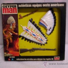 Geyperman: EQUIPO OESTE AMERICANO GEYPERMAN NUEVO EN CAJA. Lote 34998118