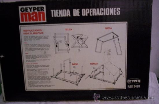 Geyperman: TIENDA DE OPERACIONES GEYPERMAN NUEVA EN CAJA - Foto 2 - 34998210