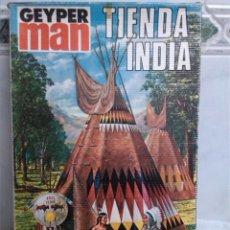 Geyperman: GEYPERMAN TIENDA INDIA EN CAJA SIN USO. Lote 41103941