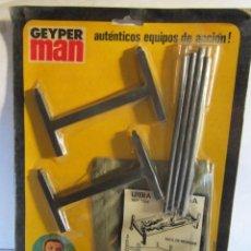 Geyperman: ACCESORIO GEYPERMAN, LITERA, EN BLISTER. ( GA-13 ) CC. Lote 41297685