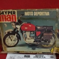 GEYPERMAN CAJA VACIA MOTO DEPORTIVA GEYPER