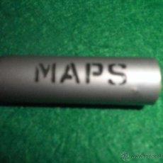Geyperman: TUBO PORTA MAPAS MAPS DE GEYPERMAN. Lote 51405164