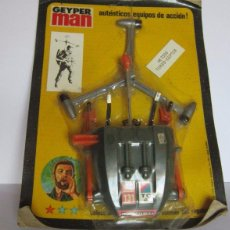 Geyperman: ACCESORIO GEYPERMAN TURBO COPTER, REF 7300, EN BLISTER. CC. Lote 51450421