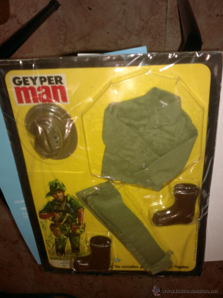Geyperman: geyperman soldado australiano - Foto 2 - 52366138