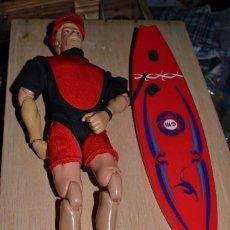 Geyperman: GEYPERMAN CON TABLA SURF. Lote 56255920