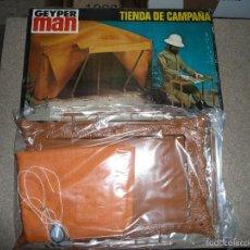 Geyperman: TIENDA CAMPAÑA GEYPERMAN. Lote 66167299