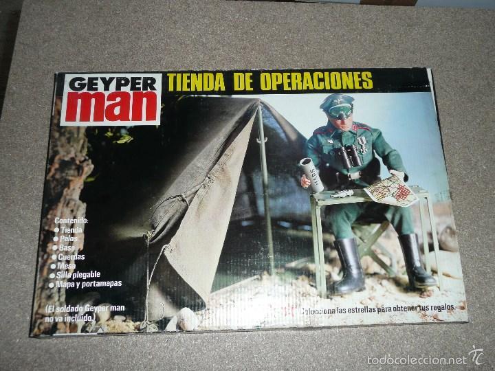 TIENDA OPERACIONES GEYPERMAN (Juguetes - Figuras de Acción - Geyperman)