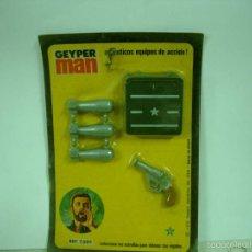 Geyperman: COMPLEMENTO GEYPERMAN EN BLISTER. Lote 57411502