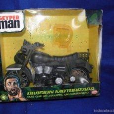 Geyperman: GEYPERMAN DIVISION MOTORIZADA MOTO Y ACCESORIOS DE BIZAK. Lote 57683559