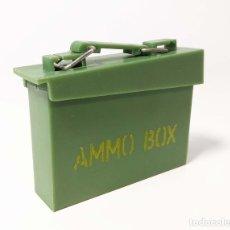 Geyperman: CAJA MALETÍN DE MUNICIONES - AMMO BOX GEYPERMAN - PRIMERA GENERACIÓN. Lote 61857116