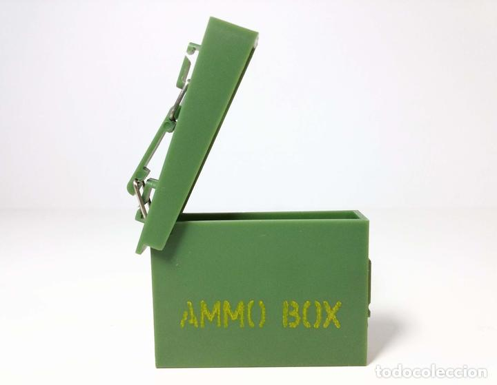Geyperman: CAJA MALETÍN DE MUNICIONES - AMMO BOX GEYPERMAN - PRIMERA GENERACIÓN - Foto 2 - 61857116