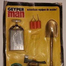 Geyperman: GEYPERMAN PANOPLIA 7308 AÑOS 80. Lote 67200433