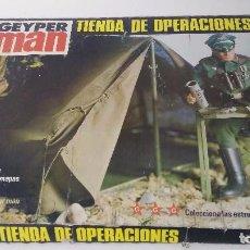 Geyperman: TIENDA CAMPAÑA GEYPERMAN . Lote 108004998
