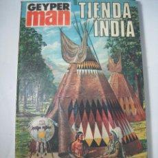 Geyperman: GEYPERMAN TIENDA INDIA REF. 7520 ORIGINAL AÑOS 70 NUEVA EN CAJA. Lote 75826591