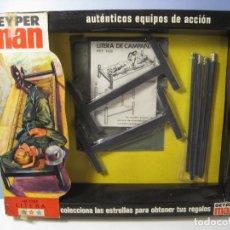 Geyperman: GEYPERMAN LITERA REF. 7305 EN CAJA ORIGINAL AÑOS 70. Lote 81161828