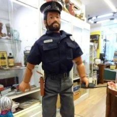 Geyperman: MAGNÍFICO GEYPERMAN POLICÍA. CON ACCESORIOS. ORIGINAL DE SU ÉPOCA. VER FOTOS. MBE. Lote 82016736