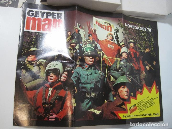 Geyperman: GEYPERMAN REFLECTOR REFERENCIA 7416 ORIGINAL AÑOS 70 EN CAJA - Foto 5 - 83014120