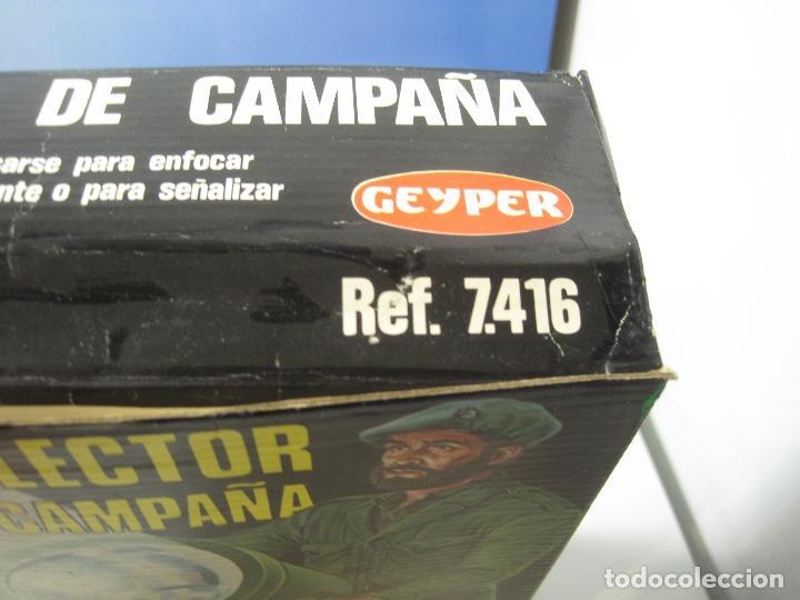 Geyperman: GEYPERMAN REFLECTOR REFERENCIA 7416 ORIGINAL AÑOS 70 EN CAJA - Foto 14 - 83014120