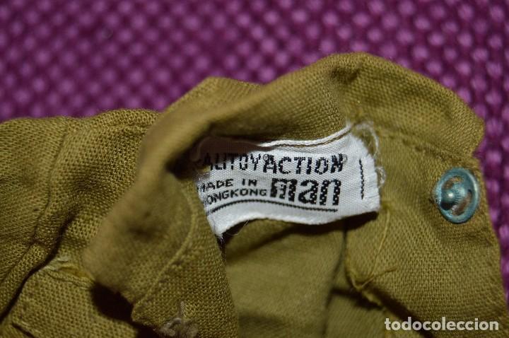 Geyperman: SUPER LOTE PIEZAS Y ACCESORIOS ANTIGUOS - ACTION MAN PALITOY --- GI JOE 1964 - ¡HAZ OFERTA! - Foto 7 - 83667360