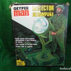 Geyperman: REFLECTOR DE CAMPAÑA DE GEYPERMAN. Lote 84646468