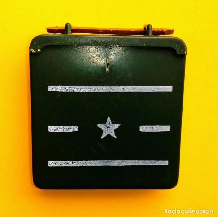 GEYPERMAN: CAJA DE MUNICIÓN DEL SOLDADO RUSO. AÑOS 70 / 80. (Juguetes - Figuras de Acción - Geyperman)