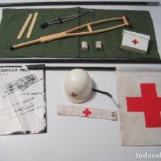 Geyperman: GEYPERMAN MEDICO MILITAR ACCESORIOS REF. 7113 NUEVO SIN CAJA ORIGINAL AÑOS 70. Lote 86475664