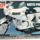 Geyperman: GEYPERMAN: MOTO DE POLICÍA. NUEVA SIN ABRIR. EN PERFECTO ESTADO. AÑOS 70-. Lote 86764084