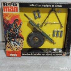 Geyperman: CAJA DE MORTERO GEYPERMAN. Lote 89684860