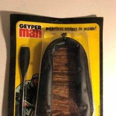 Geyperman: GEYPERMAN BLISTER ACCESORIOS COMANDO SECRETO REF. 7110/3 AÑOS '70. Lote 90386532